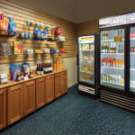 on site convenience store